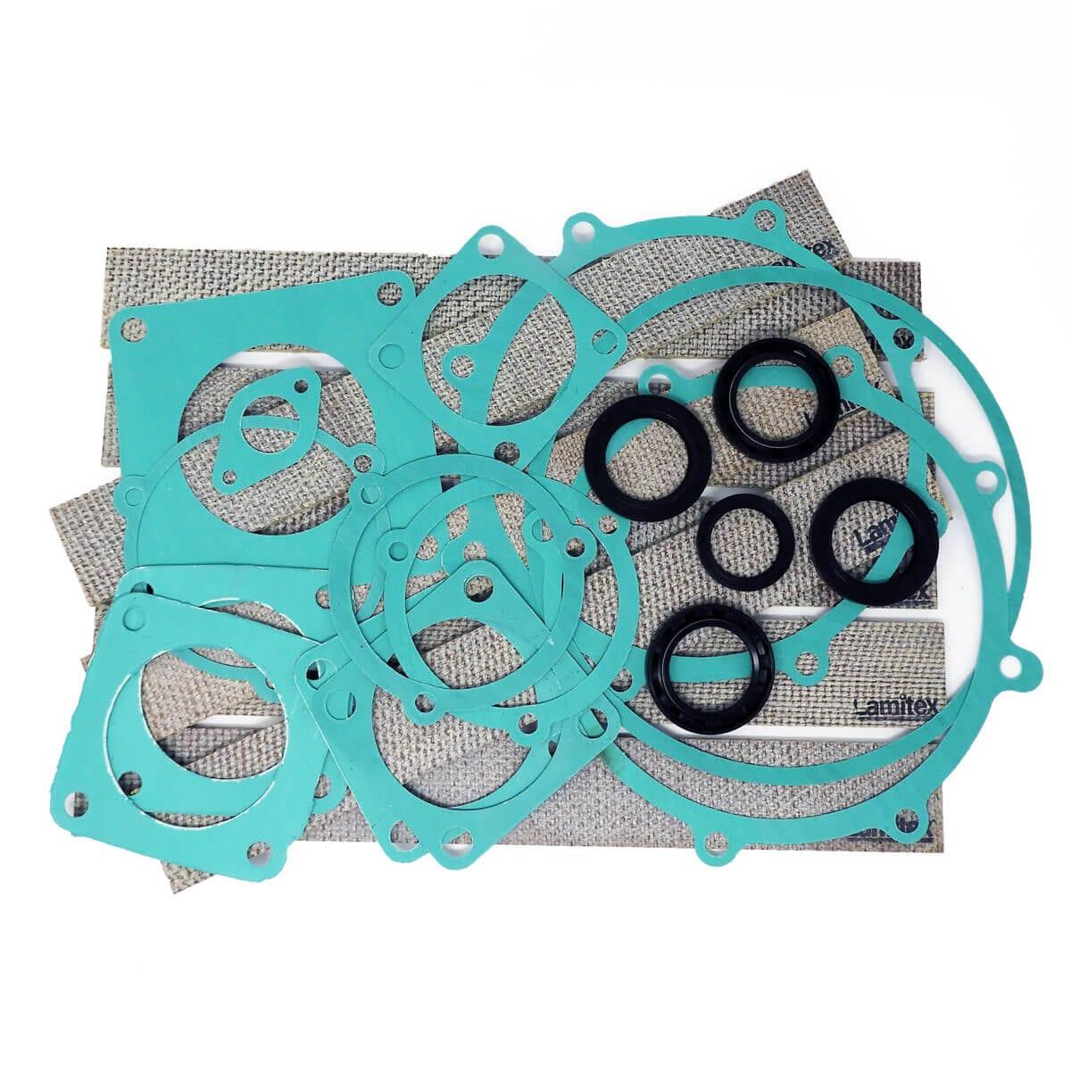 Fruitland Vacuum Pump Rebuild Kit W O Bearings Rcf500 Kit